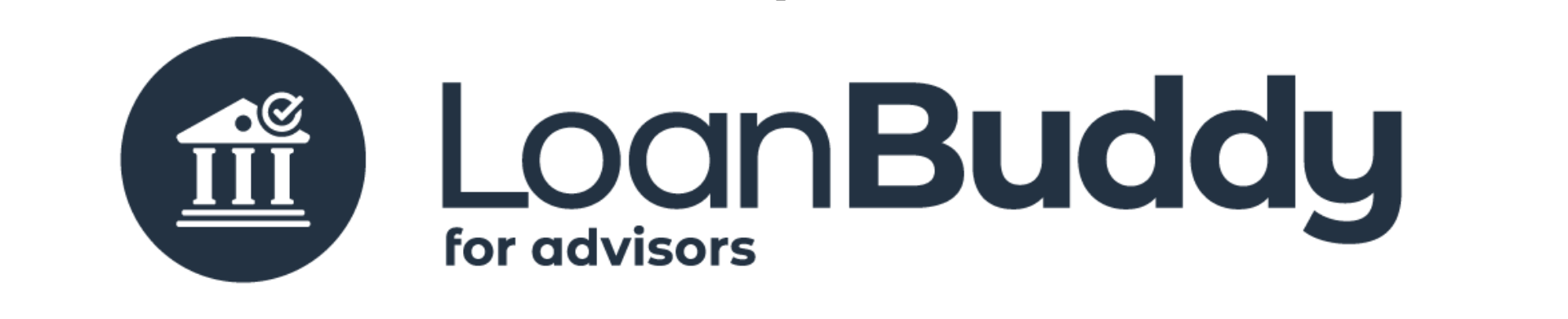 loan buddy exhibitor logo for garrett planning network 2020 virtual conference